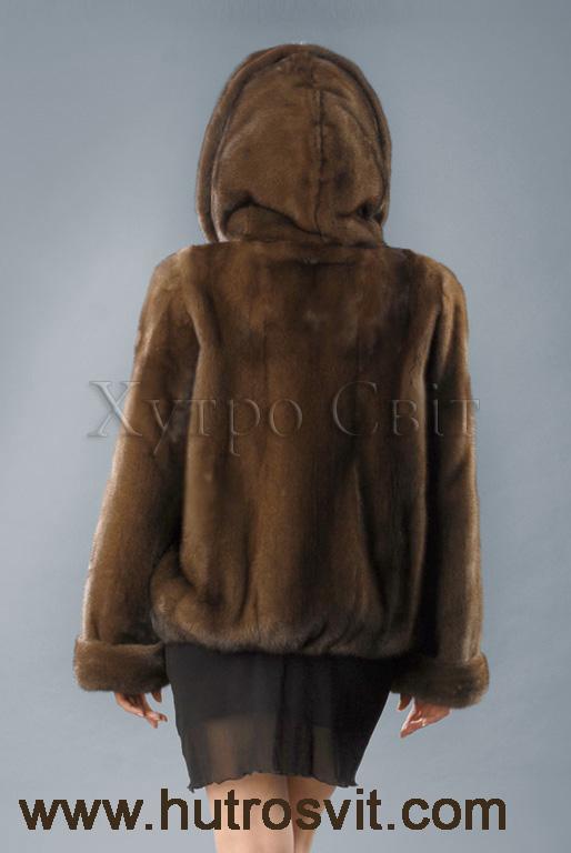найкращі ціни на норкові курточки з капюшоном Фото 5